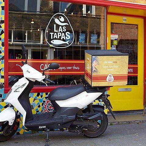 Restaurant Las Tapas centrum Hilversum