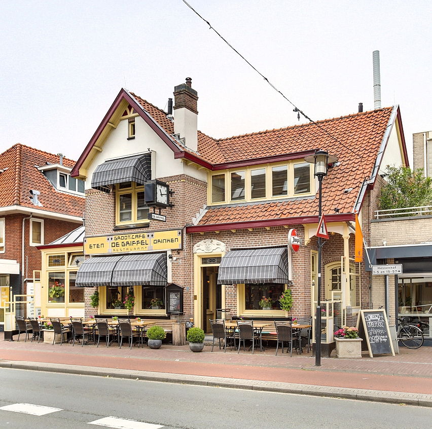 Eetcafé regio Utrecht