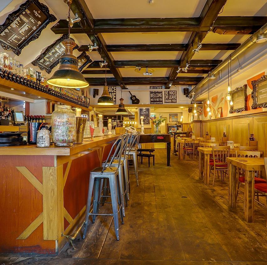 Grand Café Restaurant centrum Zeist