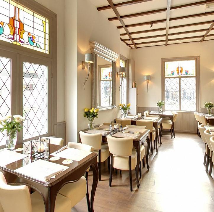 Restaurant De Spiegelkamer