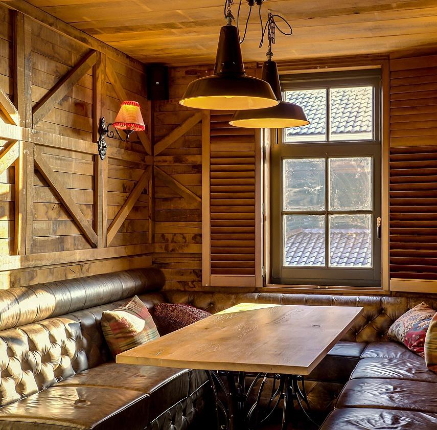 Vrijstaand Café-Restaurant Het Gooi