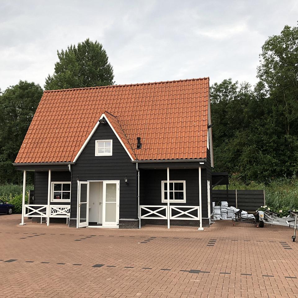 Vrijstaand Restaurant op toplokatie regio Utrecht