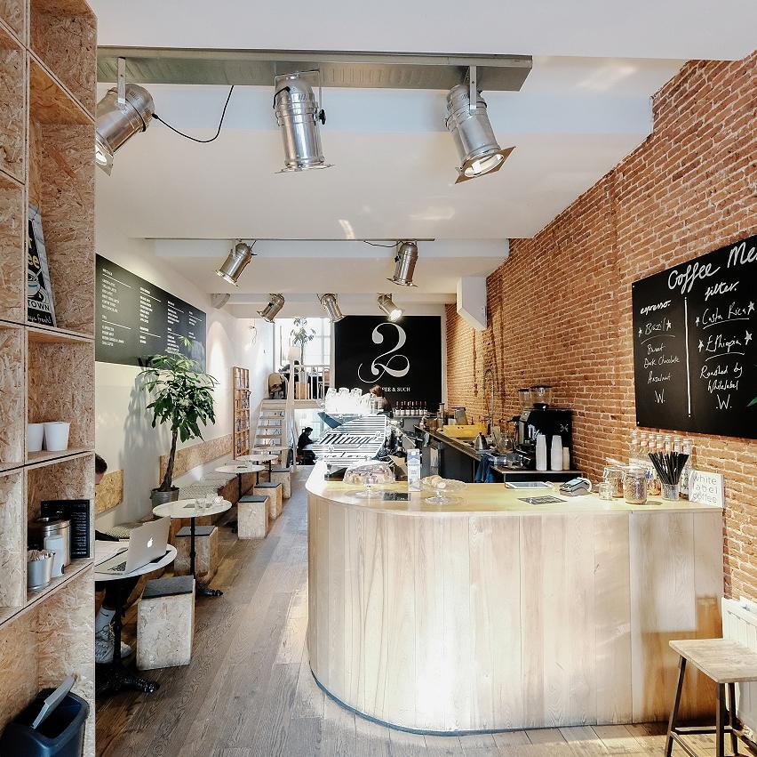 Daghoreca levendige locatie Amsterdam Centrum