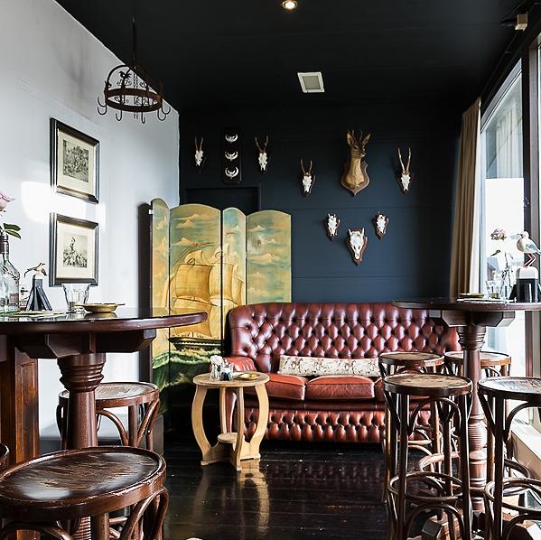 Restaurant 't Boothuys te Breukelen