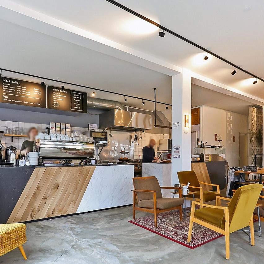 Franchisenemer gezocht voor 30ml Coffee&Food