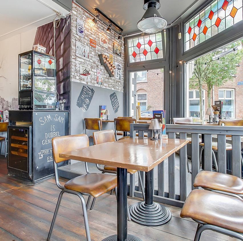 Café Restaurant rand centrum Utrecht