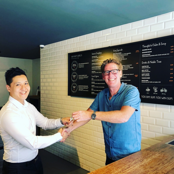 Dim Sum Now wordt Ramen Kitchen Amsterdam