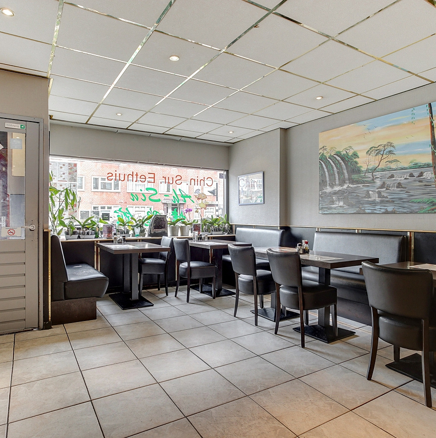 Bezorgrestaurant in Amsterdam West