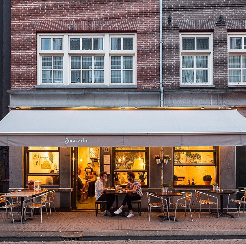 Restaurant in de Jordaan