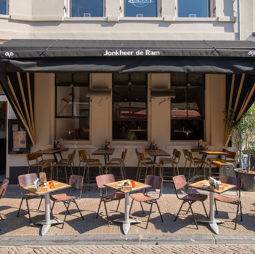 Restaurant centrum Utrecht