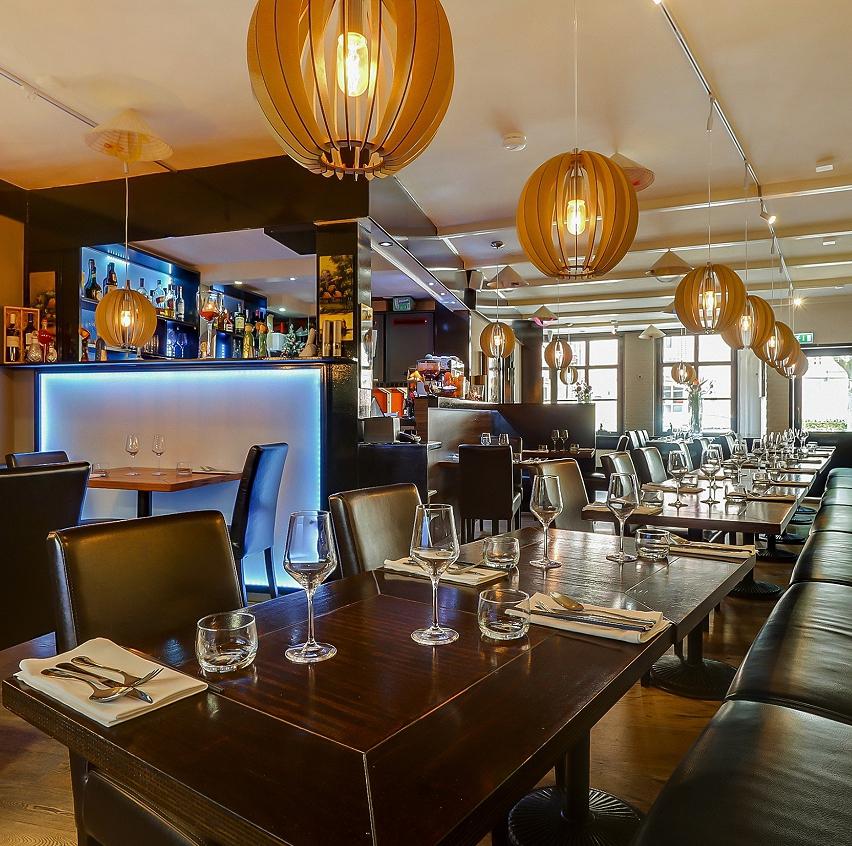 Restaurant in Woerden binnen de Vesting