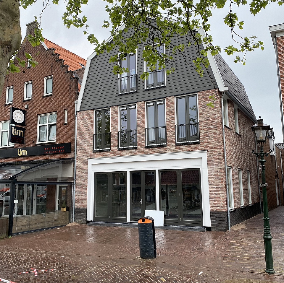 Casco horecaruimten centrum Spakenburg