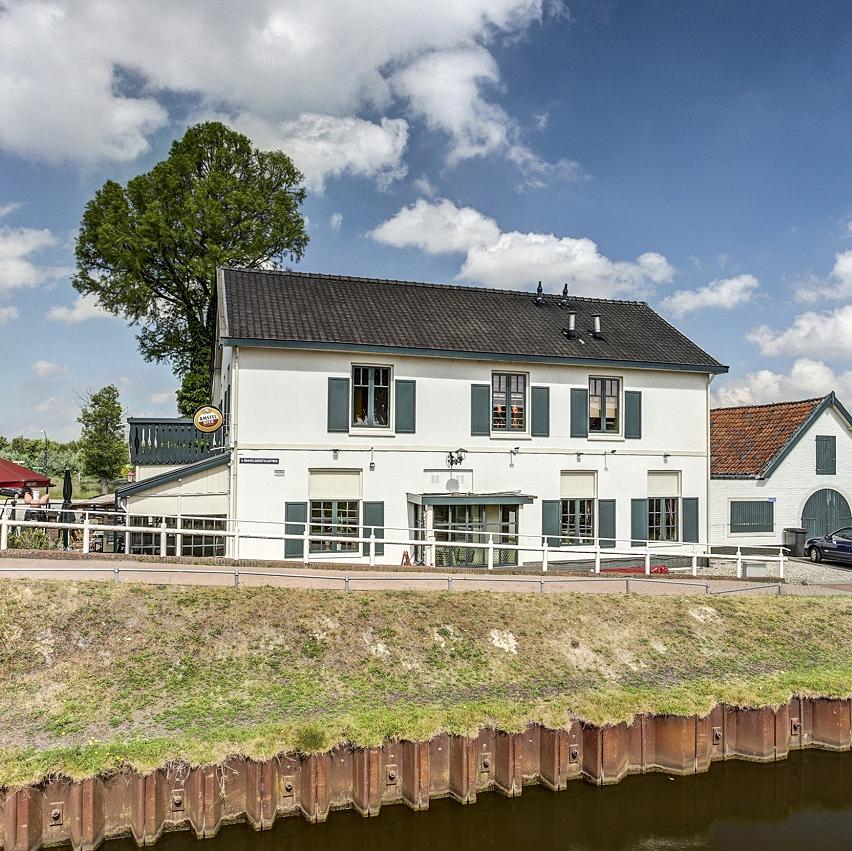 Café Restaurant met terras in Loosdrecht