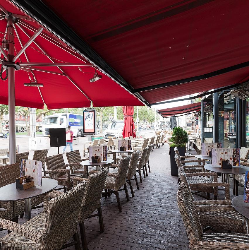 Grand Café Restaurant op toplokatie
