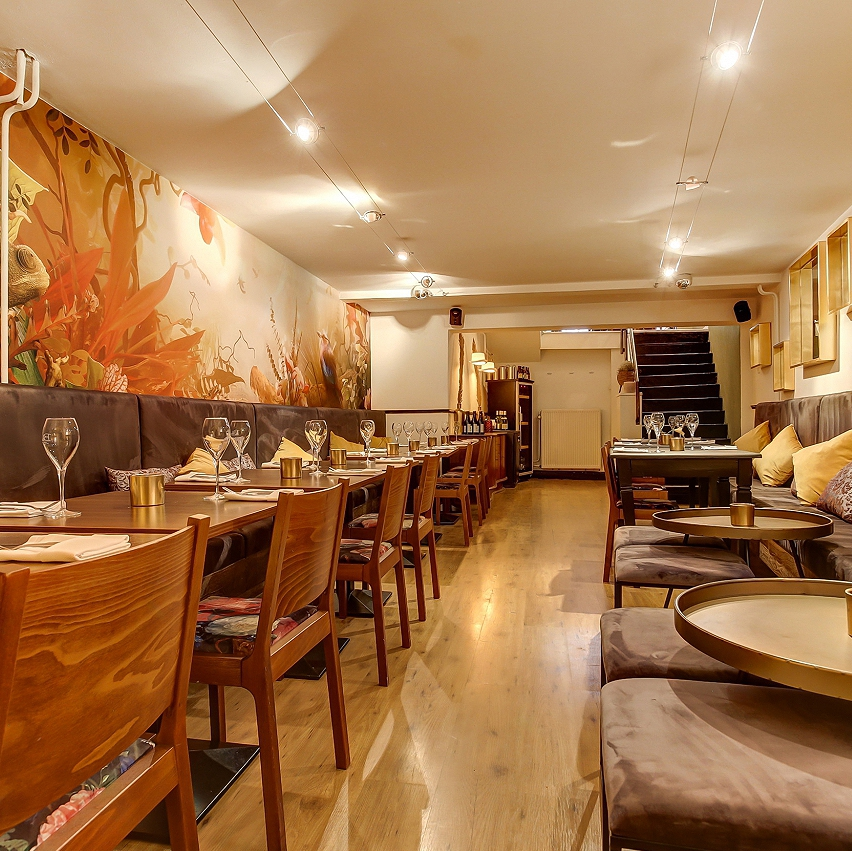 Restaurant takeaway en bezorgen centrum Hilversum