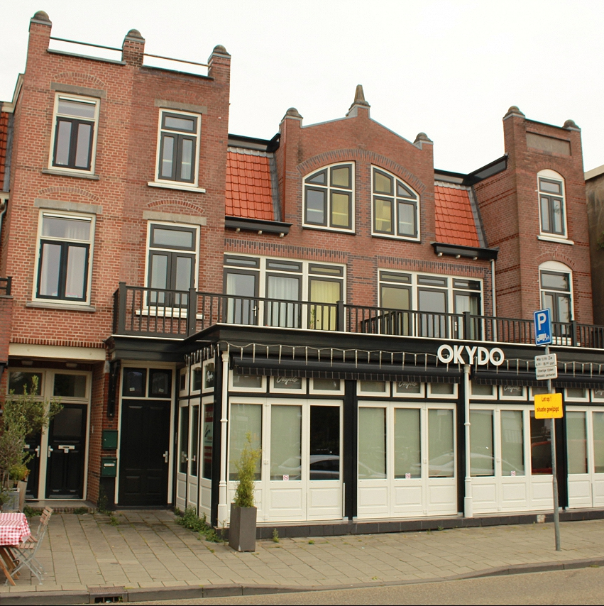 Restaurant in centrum Bussum