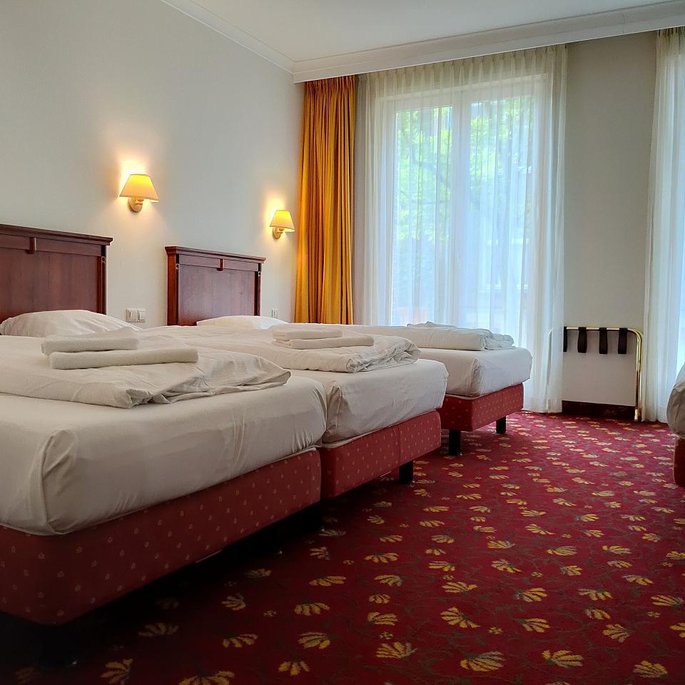 Hotel 32 kamers Amsterdam Zuid