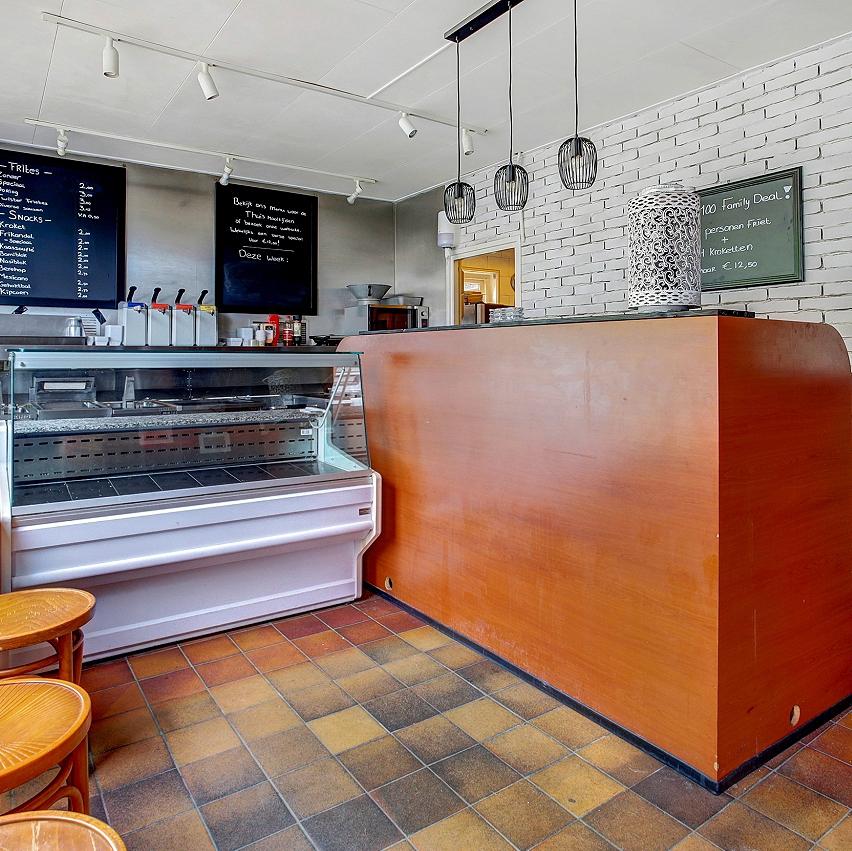 Eetcafé cafetaria te Nigtevecht