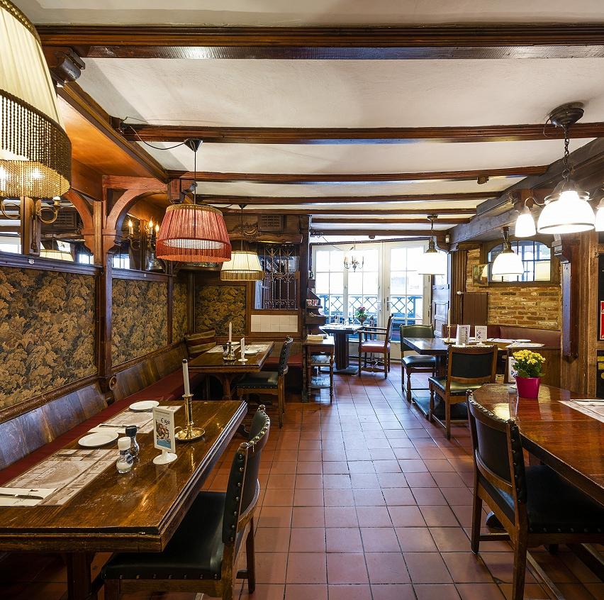Café Restaurant Centrum Amsterdam