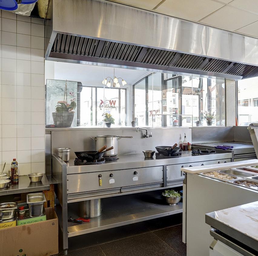 Afhaal- en bezorgrestaurant te Hilversum