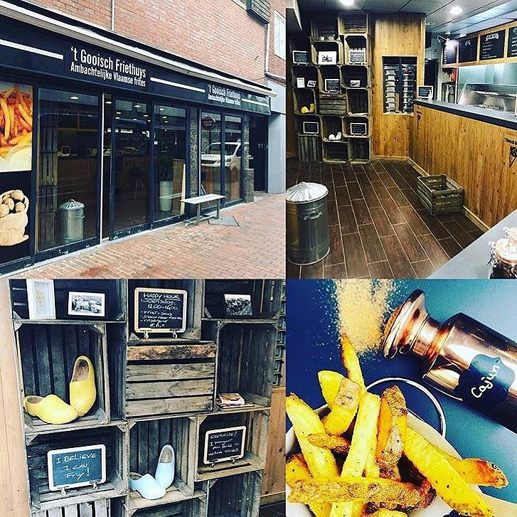 Patatzaak A1 lokatie Het Gooi