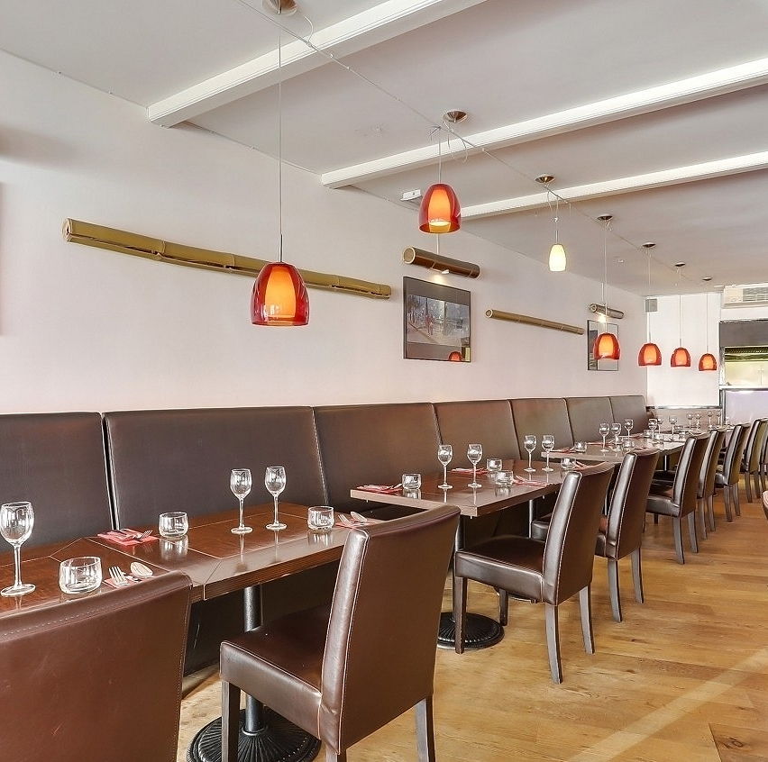 Restaurant centrum plaats regio Utrecht
