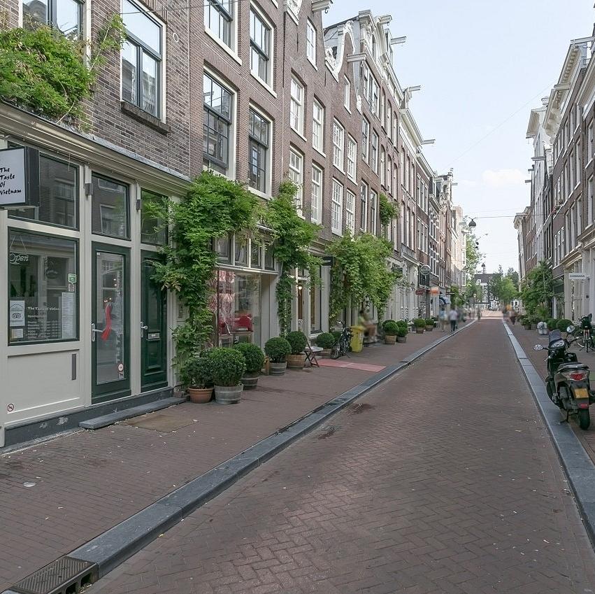 Restaurant grachtengordel Amsterdam