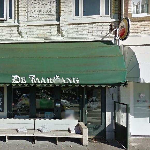 Café in centrum Bussum