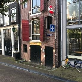 Horecaruimte centrum Amsterdam