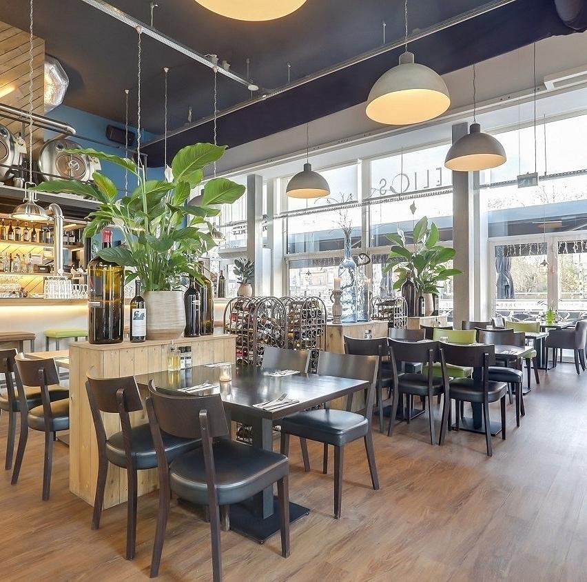 Restaurant Grand Café centrum Utrecht