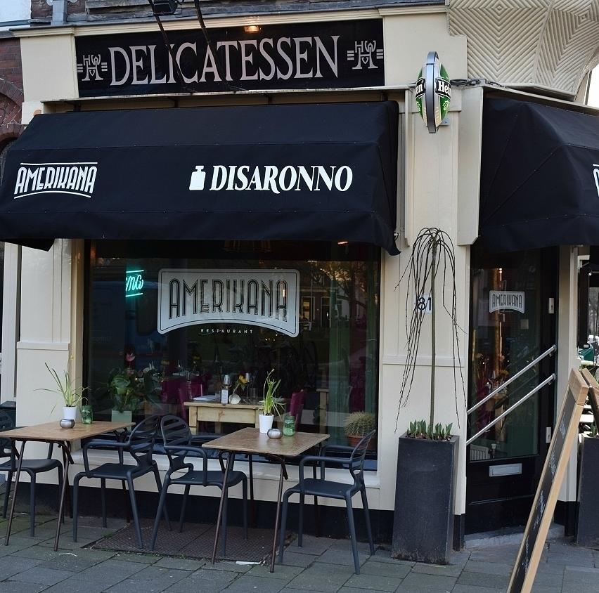 Café Restaurant hoeklokatie Utrecht