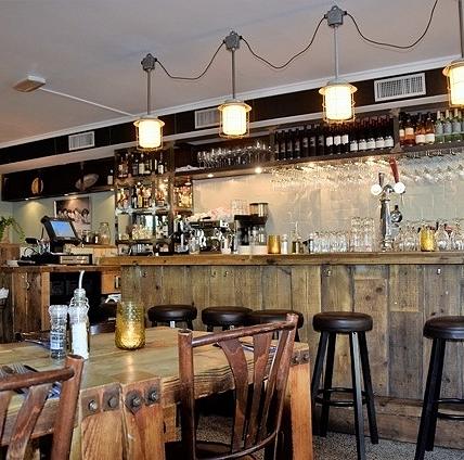 Café Restaurant bij Wilhelminapark Utrecht